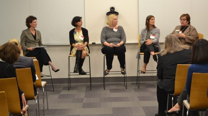 1/15/14: Exec Women in Tech: Taking a Tech Company from Mid to Large