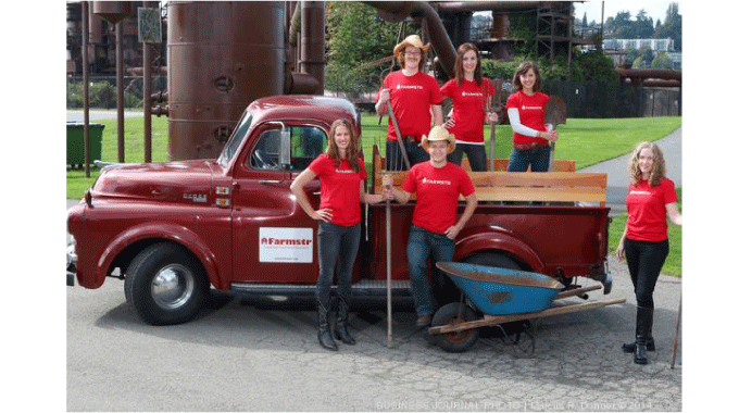 FLF Alumni Insights: Farmstr