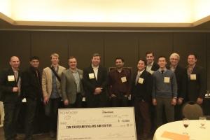 Kirkland Analytics wins $10k Prize at First Look Forum